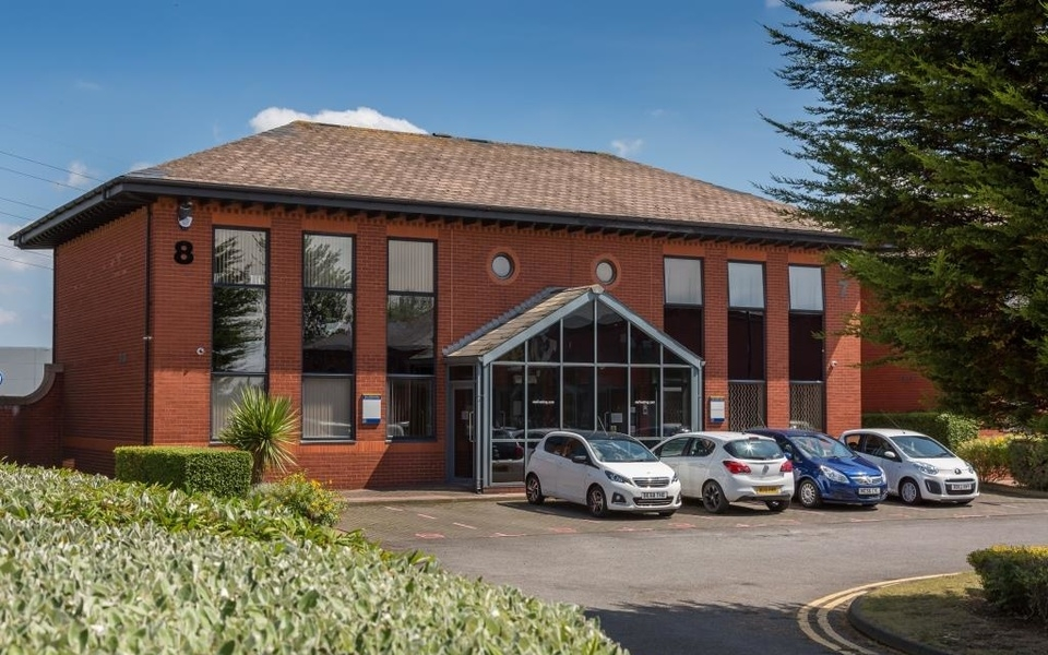 Silverlink Business Park Offices To let Wallsend (16)