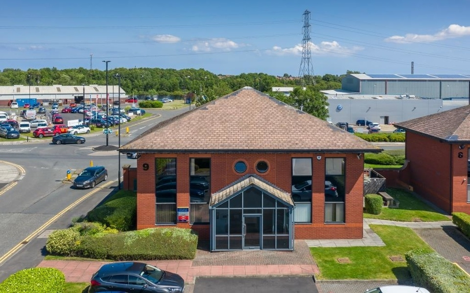 Silverlink Business Park Offices To let Wallsend (3)