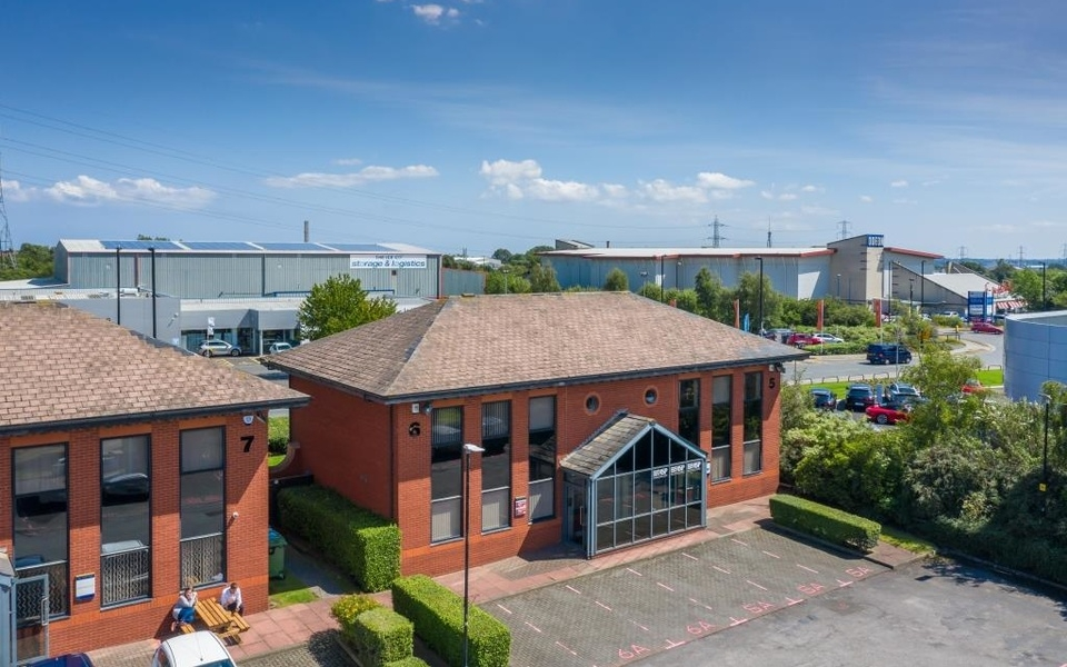 Silverlink Business Park Offices To let Wallsend (6)